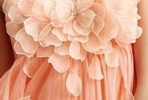 Shades of Peach  Fashion   / ,-beautiful, I shall you have