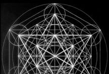 SACRED GEOMETRY / Shapes have soul / by Danielle LaPorte