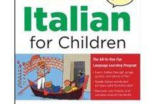 Italian for Children ~  / by Thérèse