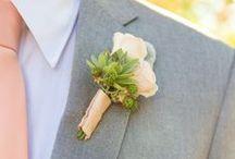 Peach wedding / peach wedding