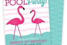 Luau Party Ideas / Are you ready to host your own Luau Party? We have you covered; from Luau Food, Luau Decorations & Drinks and Luau Games. Checkout the Luau Invitations for your Hawaiian Birthday.