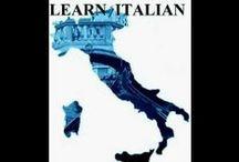 Italiano Parole II / by Thérèse