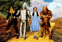 """My """"Wonderful Wizard of Oz"""" infatuation...... / This has and always will be my favorite movie of all time! Although I truly love the bad with I admittedly Love everything to do with this movie! / by Pam Morton"""