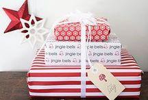 Christmas Wrap / Wrap for christmas - Pacchetti di natale
