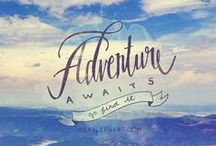 Adventure Awaits. / by eCampus.com
