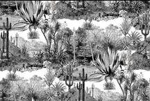 Linen by the Editeurs / Le lin chez les Editeurs - Linen in Furnishing textiles - tissu - ameublement - fabrics - wallcoverings - revetement mural - tapis - carpet - home collection - déco