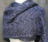 Knitting - scarves, cowls