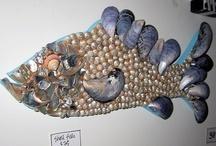 Sea Shells Mosaic