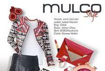 Mulco Style / Los Relojes Mulco Son Los Accesorios Perfectos Para Los Outfits de Cada Día... Encuentra el Mulco Que Combine Con Tu Estilo