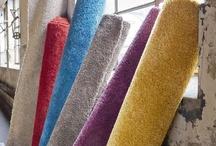 Kleur in karpetten