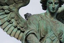 Anges et Statues 2