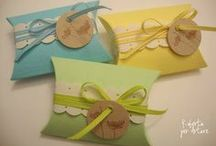 Box and gift packages / # Ideas #printables #boxes