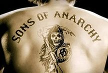 Sons of Anarchy / by Daneill Poye Everson
