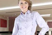 Camisas y Blusas / Venta de camisas y blusas para uniformes de Hoteles y Restaurantes