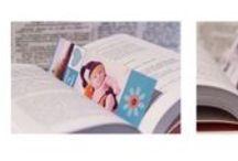 FOTO zakładki do książek / Bookmarks / Zakładki do książek ze zdjęciami, bookmarks