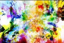 colors / 色彩が印象的ななにか