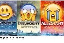 Divergent / Divergent humor and more!!