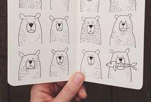 Sketchbooks & Jornals