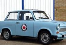 Trabant 601S / My Trabby, First owned in about 2005. Sold it in 2010, Bought it back again in 2014, and now used as our advertising vehicle at shows as well as daily drive to and from work.