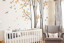 Nursery Wall Decals / Nursery wall decals