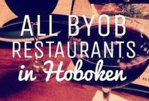 BYOB Ideas / Fun ideas to spice up your next dinner at a BYOB restaurant.