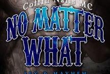 No Matter What (Sex & Mayhem #4) by K.A. Merikan / No Matter What (Sex & Mayhem #4) by K.A. Merikan