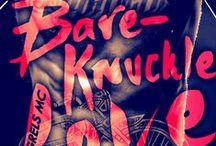 Bare-Knuckle Love (Rabid Mongrels MC #1) by K.A. Merikan