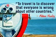 Traveling Quotes / Quotes about traveling