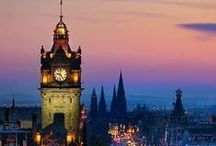 Scotland / Travel information about Scotland