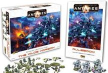 Beyond the Gates of Antares / Beyond the Gates of Antares models available at www.nerdvanagaming.co.uk