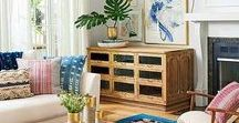 DECOR THEMES / Decor Ideas and Inspiration for all types of rooms and uses!