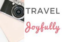 Travel Joyfully - New beginnings, Our Journey / We just moved country - South Africa to Australia! Its pretty scary. If you in the same boat/plane find encouragement in my personal journey as we settle in joyfully @ www.niroboyce.com