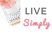 Live Simply / We are trying a minimalist lifestyle. We enjoy luxury and appreciate all things that make us happy and life easier. We have decluttered our home and live with only whats necessary without compromising on our luxury and quality of life. Every day is a challenge on Finding that Balance. www.niroboyce.com