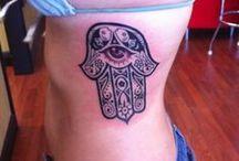 Tattoo ideas / by Rebeca Mckay✌️❤️