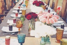 BO & LUCA | Table settings / Colour / No colour - Be inspired