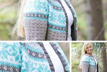 Knitting/strikk / Knitting inspiration