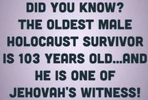 Little known facts about Jehovah's Witnesses in history and other unknown facts