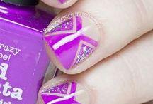 Nagelkonst / Utsmyckning av naglar