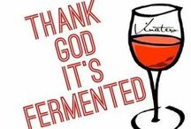 Wine Quotes / There's a few of those around. Here are gathered the ones I have come across and found interesting.