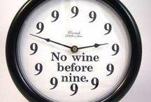 Funny Wine Stuff / The tittle speaks for itself doesn't it? The world of wine is about sharing: refinement, taste, food and fun...