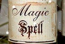 Witches, Wicca, Pagan + Magick / ∵ SPΣLLβΩUΠD ∴