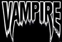 Vampires / ... the beauty of a vampire
