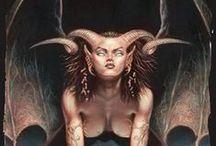 Gothic & Dark Fantasy & Deviant