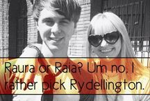 Rydellington❀ / Just comment if you would like to join this board, we love to share the love with the rydellington shippers! (Just don't pin anything inappropriate) #ImmunityCatBlockedTheChainPosts