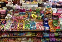 Favorite Kid's Candy / We have over 150 of the latest candies that kid's love.