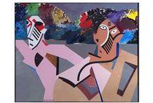 Valdés, Manolo / Pintor nacido en Valencia, Spain en 1942. Reside en Nueva York desde 1991. Participó en el Equipo Crónica. www.equipocronica.com www.alberola.com https://franciscojosealberola.wordpress.com/article/paco-alberola-3rpzuahglgav7-2/