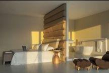 HOTELES by Gancedo / Diseño y decoración de hoteles a través de sus telas y papeles.