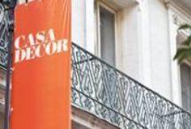 Casa Decor 2014 / La mayor exposición de interiorismo, arquitectura, diseño y arte de Europa.