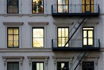 Apartments & exteriors