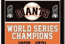 World Series Champs  2010, 2012 & 2014 / The SF Giants